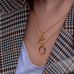 Number 0 Necklace - Wonther