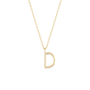 Initial D Necklace