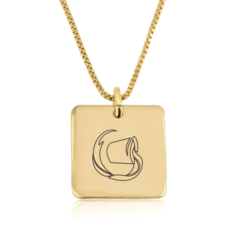 Aquarius Zodiac Necklace - Beleco Jewelry