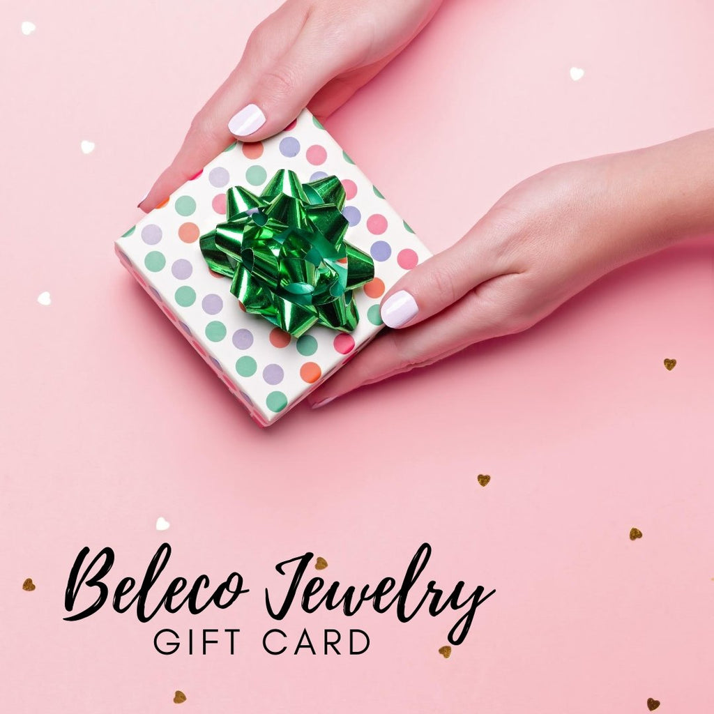 Beleco Jewelry Gift Card - Beleco Jewelry