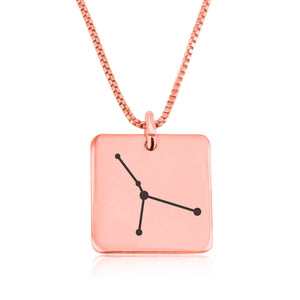 Cancer Constellation Necklace - Beleco Jewelry