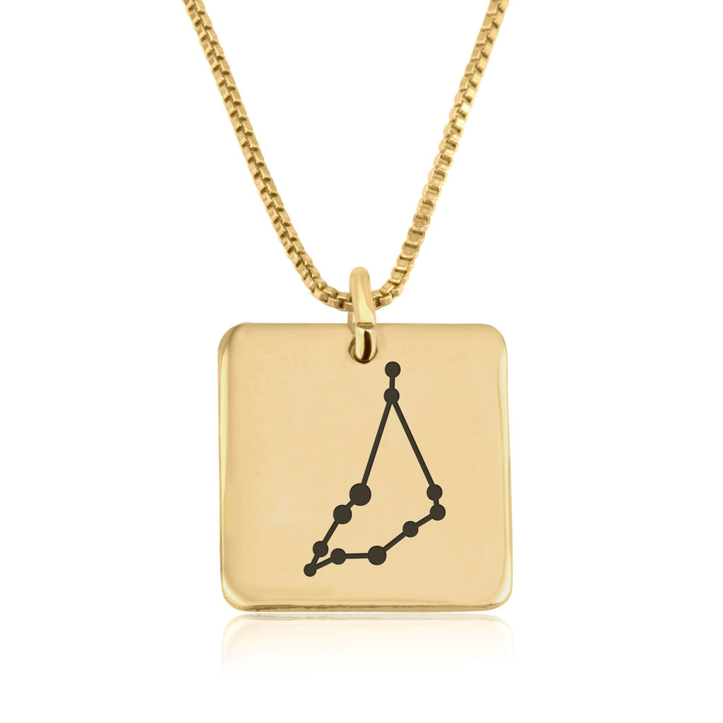 Capricorn Constellation Necklace - Beleco Jewelry