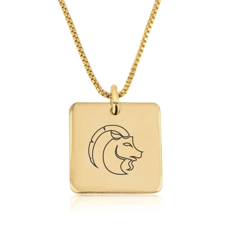 Capricorn Zodiac Necklace - Beleco Jewelry