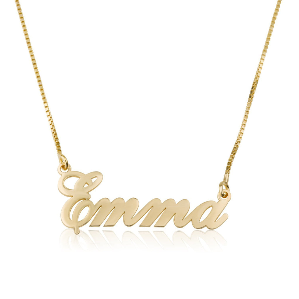 Customize Name Necklace - Beleco Jewelry