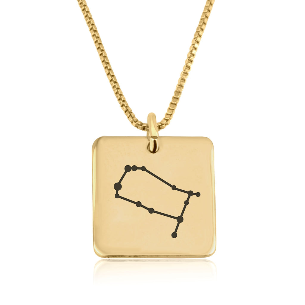 Gemini Constellation Necklace - Beleco Jewelry