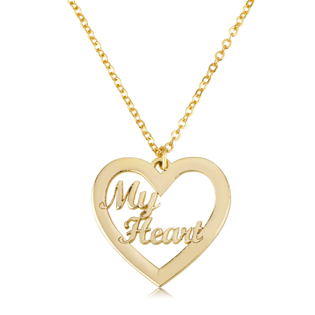 Heart Necklace - Beleco Jewelry