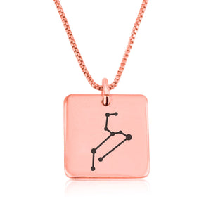 Leo Constellation Necklace - Beleco Jewelry