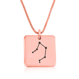 Libra Constellation Necklace - Beleco Jewelry