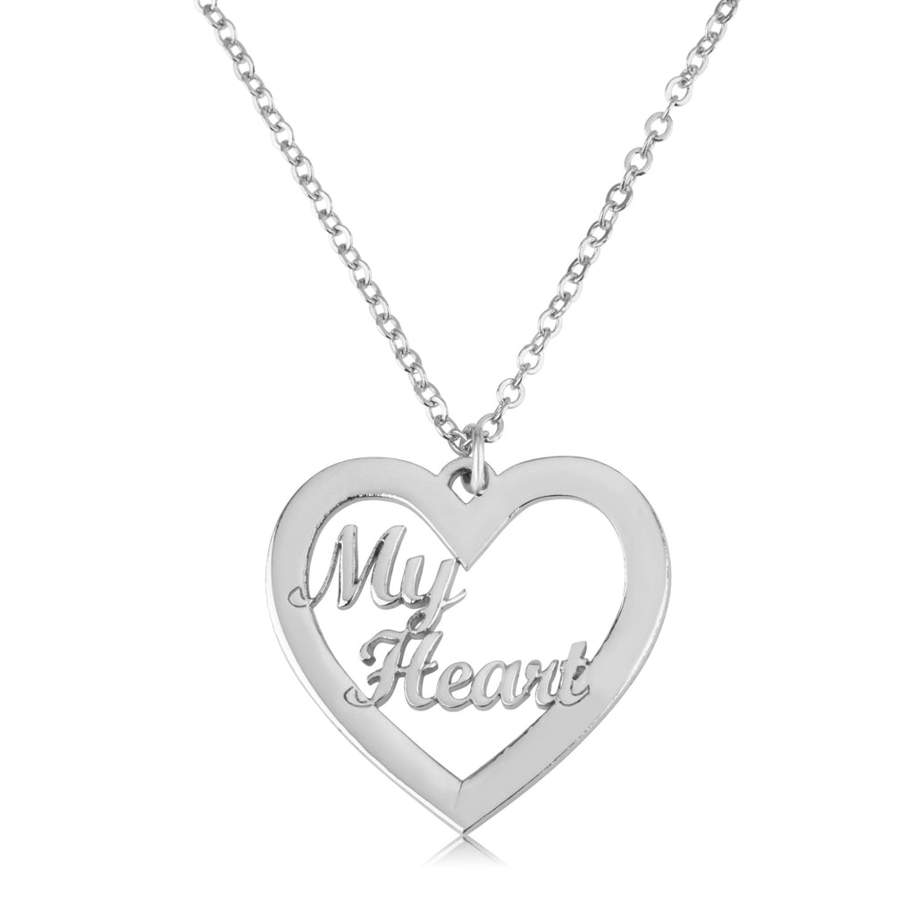 My Heart Necklace - Beleco Jewelry