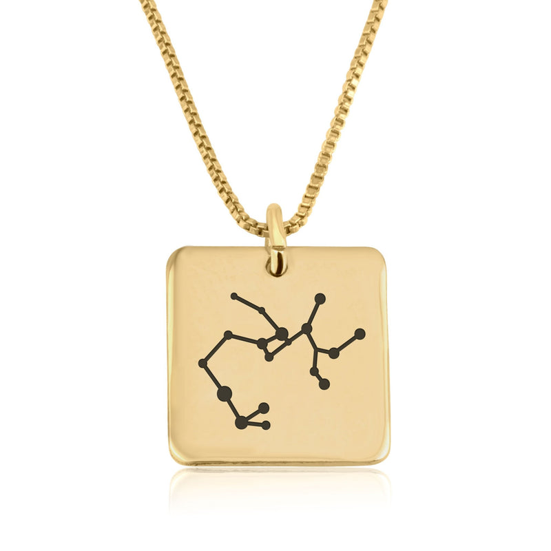 Sagittarius Constellation Necklace - Beleco Jewelry