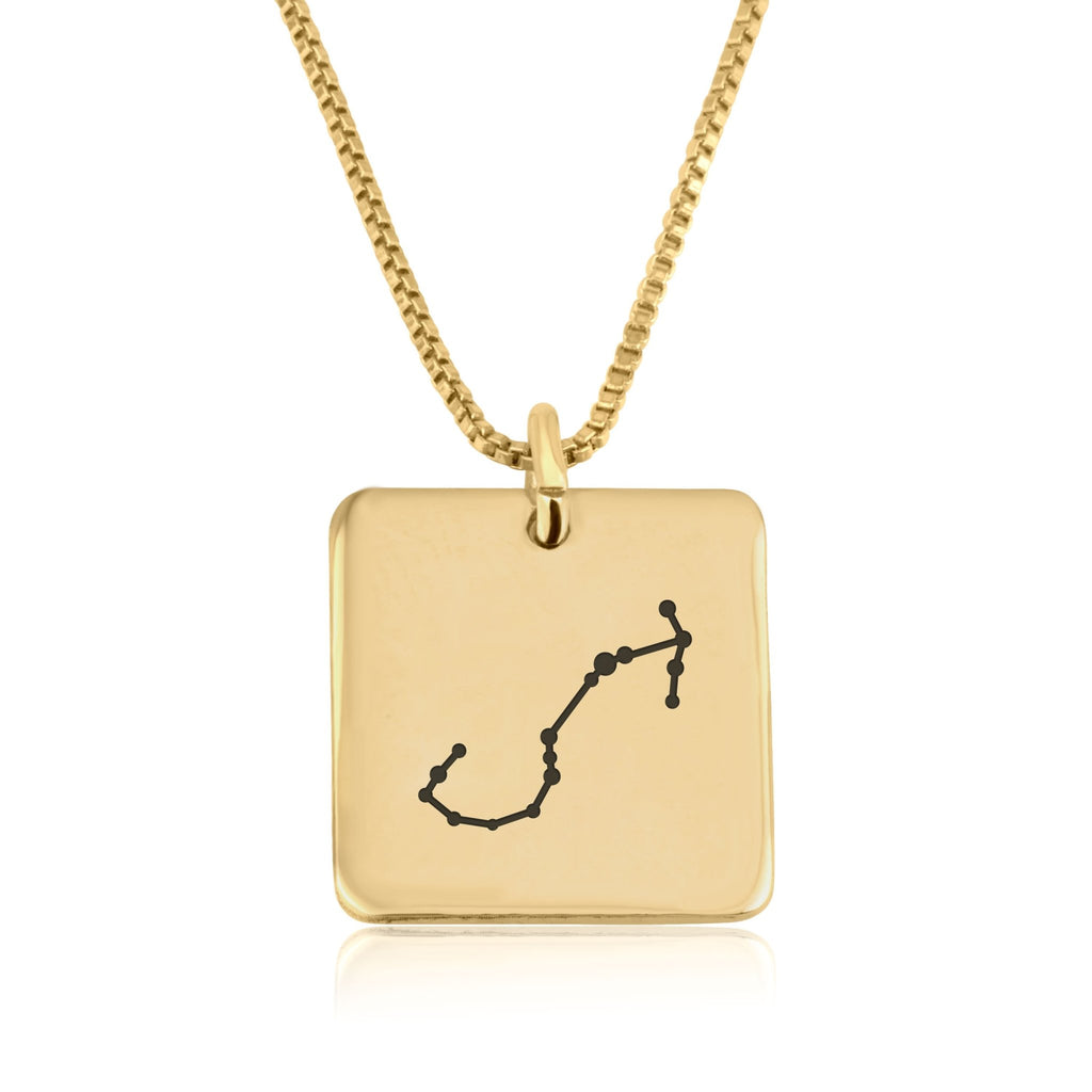 Scorpio Constellation Necklace - Beleco Jewelry