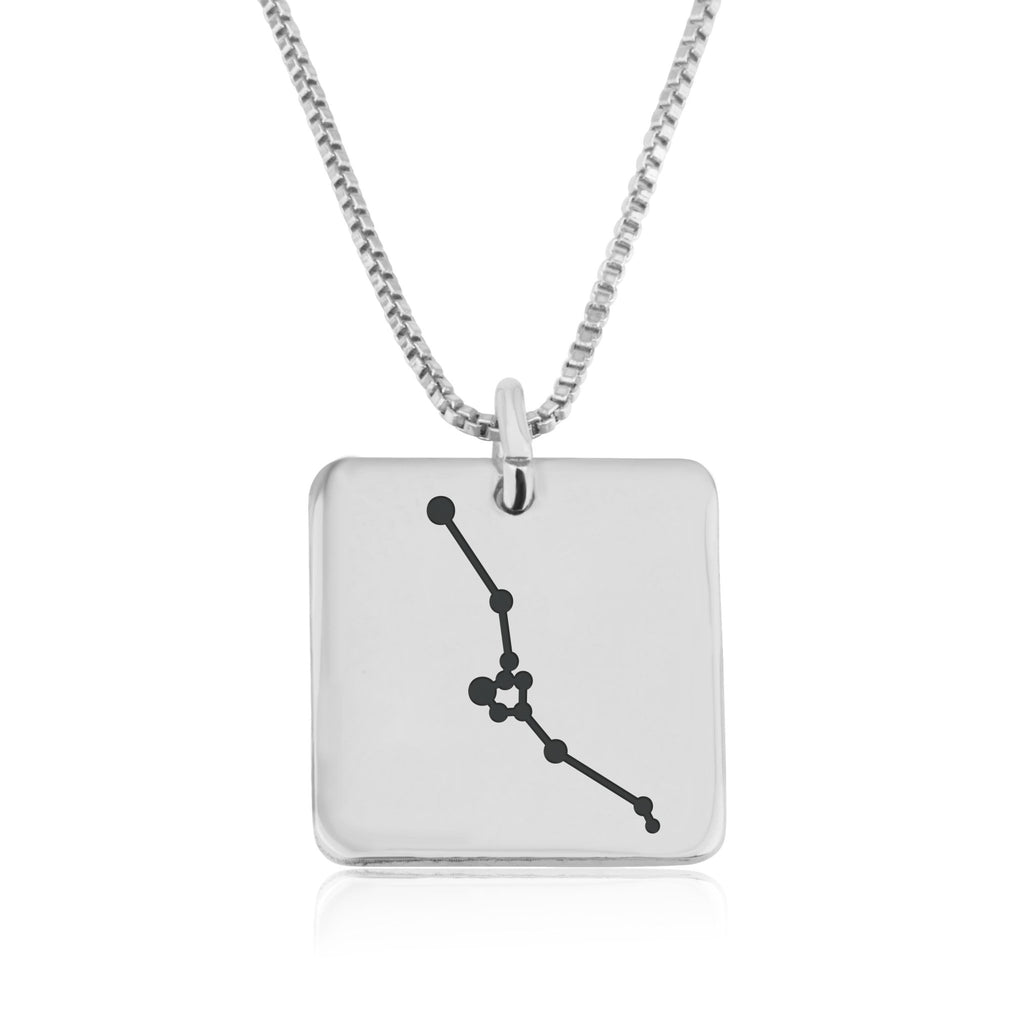 Taurus Constellation Necklace - Beleco Jewelry
