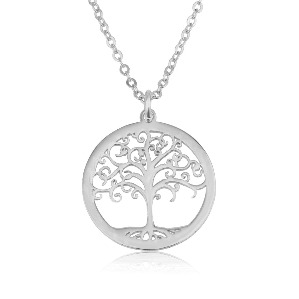 Tree Necklace - Tree of life Necklace - Beleco Jewelry
