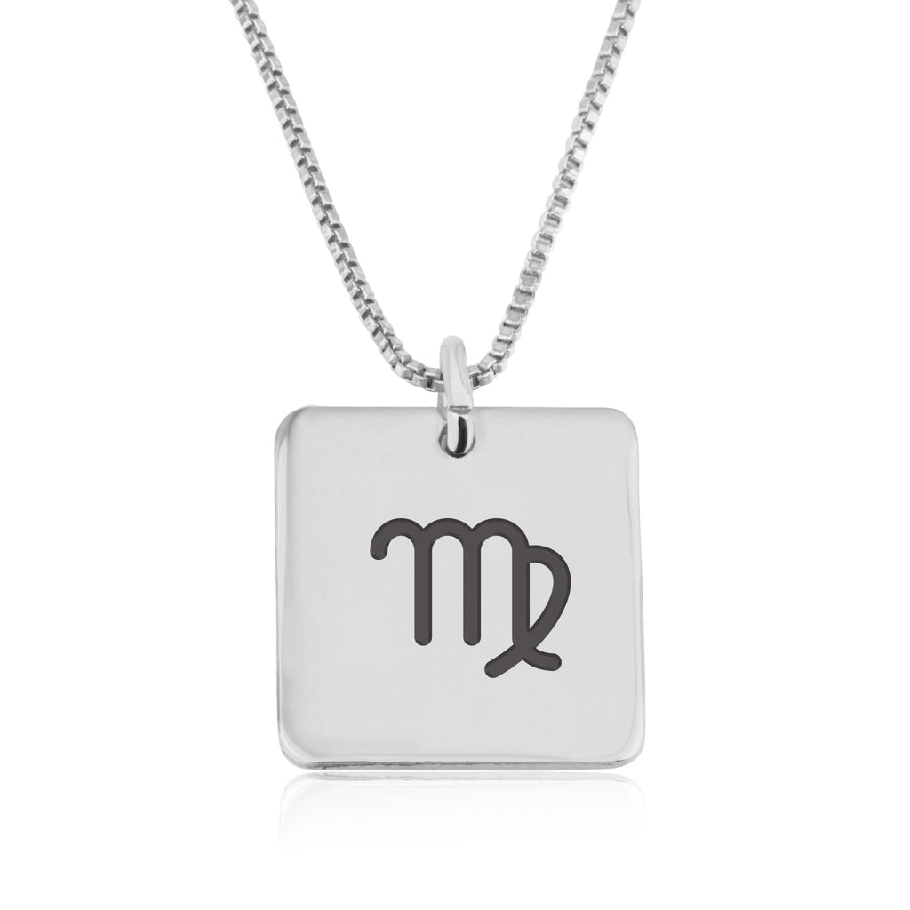 Virgo Celestial Necklace - Beleco Jewelry