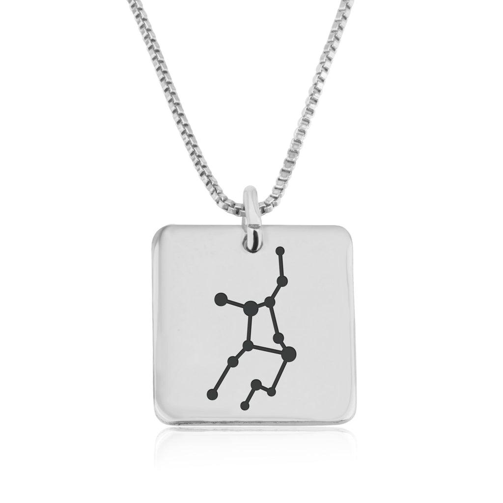 Virgo Constellation Necklace - Beleco Jewelry
