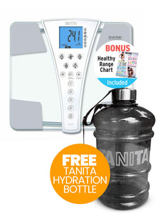 BC-587 Bundle FREE Tanita 2L Hydration Bottle