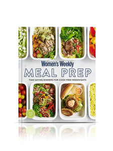WW Meal Prep softcover cookbook
