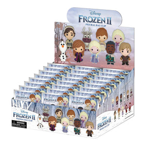 MO86170 - Frozen 2 3D Collectable Keychain - Click Distribution (UK) Ltd