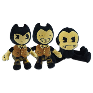 "BATDR6526 - Bendy And The Dark Revival Series 2 7"" Collectable Plush Asst. - Click Distribution (UK) Ltd"