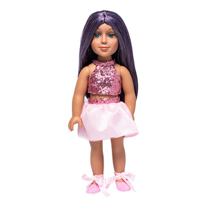 IAG0032 - I'm A Girly - Fashion Doll Lola - Click Distribution (UK) Ltd
