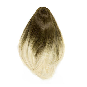 IAG0100 - I'm A Girly Brown Blond Long Wig Brown Blond Long Wig - Click Distribution (UK) Ltd