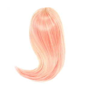 IAG0117 - I'm A Girly Light Pink Wig Light Pink Wig - Click Distribution (UK) Ltd
