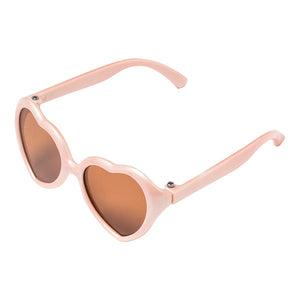 IAG1145 - I'm A Girly Heartshaped Light Pink Sunglasses Heartshaped Light Pink Sunglasses - Click Distribution (UK) Ltd