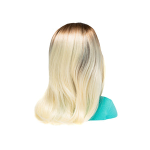 IAS1657 - I'm A Stylist Brown Blond Wig Brown Blonde Wig - Click Distribution (UK) Ltd