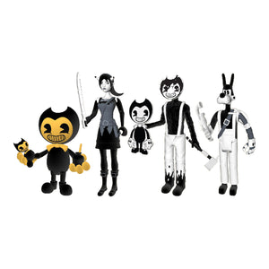 BTIM6630 - Bendy And The Ink Machine Series 2 Action Figures Asst - Click Distribution (UK) Ltd