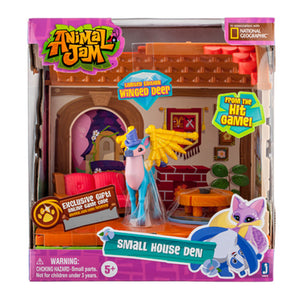 AJ16870 - Animal Jam Den Playset Asst. - Click Distribution (UK) Ltd