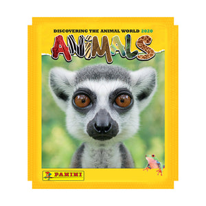 ANSTP - Animals 2020 Sticker Collection Packs - Click Distribution (UK) Ltd