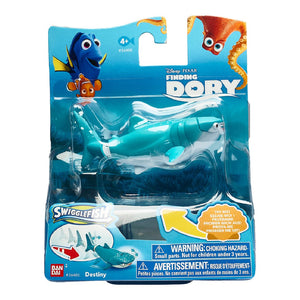 Finding Dory SwiggleFish Asst. - Click Distribution (UK) Ltd
