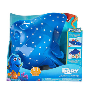 BAN36465 - Finding Dory Swigglefish Mr. Ray 3 in 1 Playset - Click Distribution (UK) Ltd