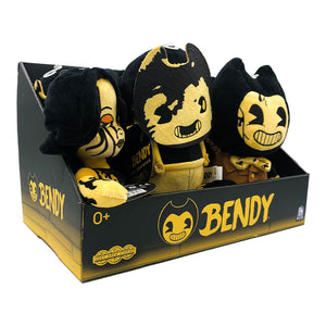 "BATDR6501 - Bendy And The Dark Revival Series 1 7"" Collectable Plush Asst. - Click Distribution (UK) Ltd"