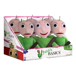 BB0500 - Baldi's Basics Collectable Plush Asst - Click Distribution (UK) Ltd