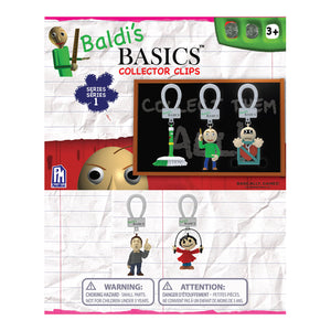 BB0501 - Baldi's Basics Collectable Hangers - Click Distribution (UK) Ltd