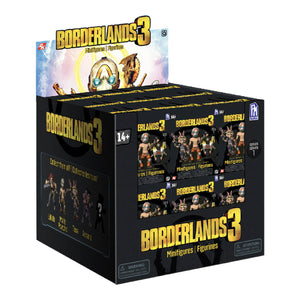BOR2901 - Borderlands 3 Collectable Minifigures - Click Distribution (UK) Ltd