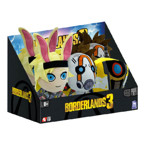 "BOR2903 - Borderlands 3 10"" Collectable Plush Asst. - Click Distribution (UK) Ltd"