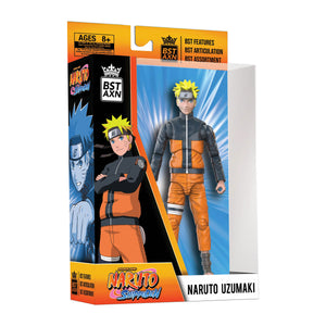 "TLS8695 - BST AXN 5"" Action Figures Naruto Uzimaki - Click Distribution (UK) Ltd"