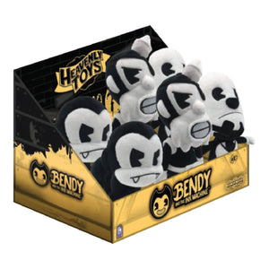 BTIM6121 - Bendy & The Ink Machine Series 2 Collectable Butcher Gang Plush - Click Distribution (UK) Ltd