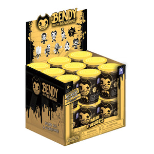 BTIM6200 - Bendy And The Ink Machine Mini Figures - Click Distribution (UK) Ltd