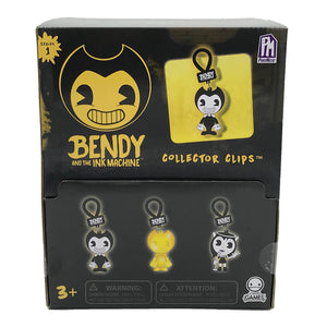 BTIM6201 - Bendy & The Ink Machine Series 1 Hangers - Click Distribution (UK) Ltd