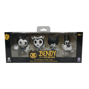 BTIM6700 - Bendy And The Ink Machine Series 1 Collectable Figure Pack - Click Distribution (UK) Ltd