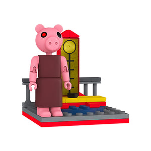 PIG7316 - Piggy Series 1 Buildable Construction Sets Buildable Set - Click Distribution (UK) Ltd