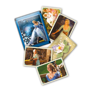 CINDST - Cinderella Sticker Collection Packs - Click Distribution (UK) Ltd