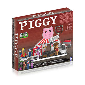 PIG7309 - Piggy Series 1 Deluxe Carnival Construction Set Construction Set - Click Distribution (UK) Ltd