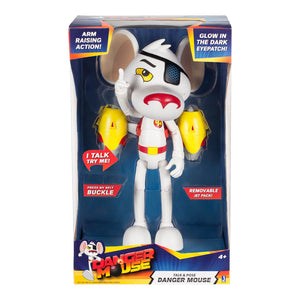 "DM11170 - Danger Mouse 10"" Feature Figure - Click Distribution (UK) Ltd"