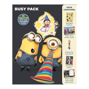 Despicable Me Busy Pack