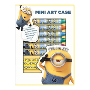 Despicable Me Mini Art Case - Click Distribution (UK) Ltd