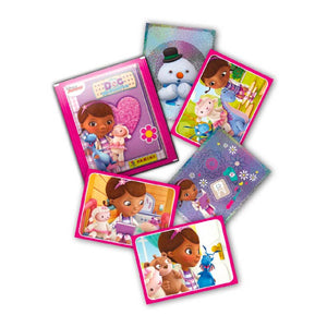 DMST - Doc McStuffins Sticker Collection Packs - Click Distribution (UK) Ltd